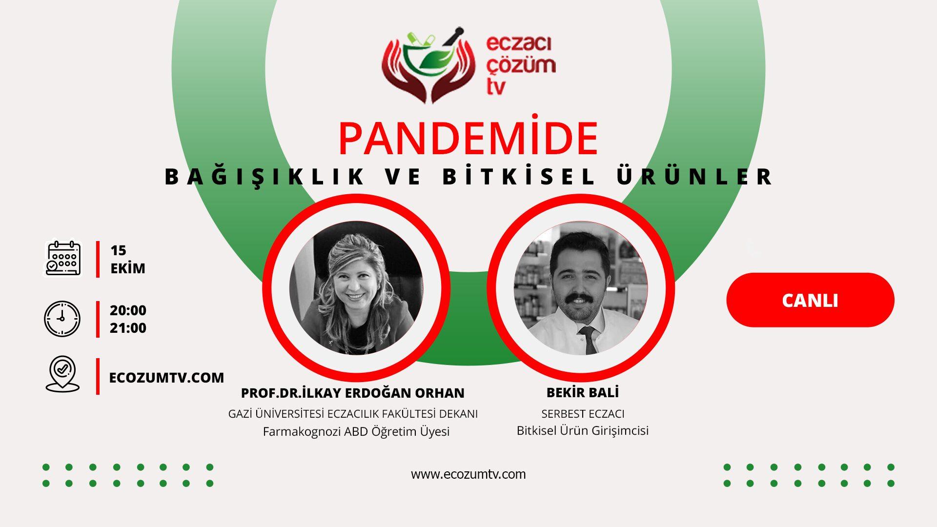 Pandemide Bağışıklık Ve Bitkisel Ürünler