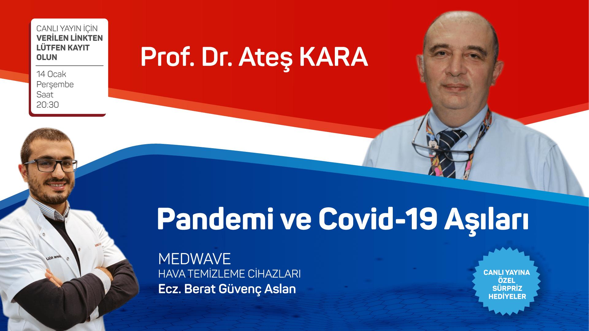 Pandemi Ve Covid 19 Aşıları-MedWave